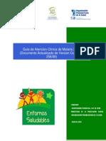 Guia de Atencion Clinica de Malaria 2010