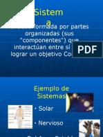 1 Sistemas