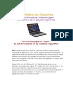 Gagnez 300 euro par jour a La Roulette