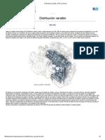 Distribucion Variable_ VTEC de Honda