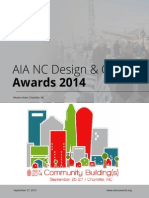 2014 AIA NC Design Award Submissions