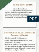 Contratos de Futuros Del IPC