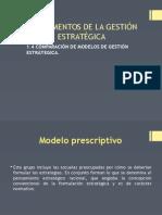 1.4 Gestion Estrategica