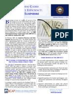 New Hampshire Fact Sheet