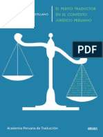 El perito traductor en el contexto jurídico peruano (1) (1)