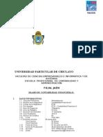 SILABOS Contabilidad Financiera II 2015