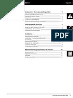 ERREKA ARES - (Gelb 400) - Manual Tecnico
