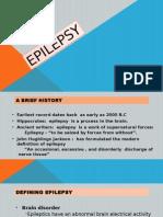 Epilepsy -Powepoint