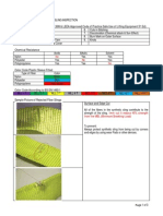 Synthetic Webbing & Round Sling Acceptance Criteria