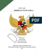 A. Daftar Isi Pendidikan Pancasila