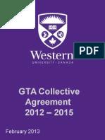 GTA Agreement