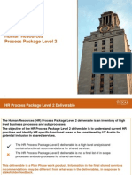 HR Process Package Level