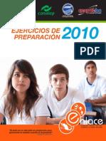 Cuadernillo ENLACE 2009 Matemáticas