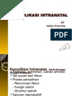 Komplikasi_Intranatal