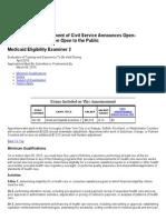 80-194 Medicaid Eligibility Examiner 2da