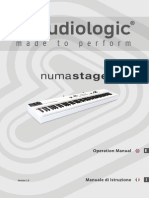 NUMA STAGE MANUAL ITA-ENG