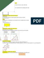 Area, Volumen y Perimetro de Figuras