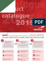 Libelium Products Catalogue