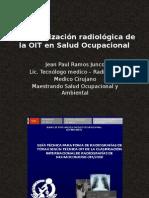 Estandarización Radiológica de La OIT en Salud Ocupacional