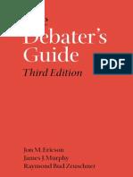 Debater Guide