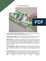 Identificar Dólares Falsos