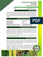 18-46-00, Fosfato Diamonico Dap