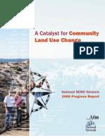 2008 National NEMO Network Progress ReportReport
