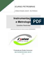 Amostra Petrobras Tecnico Eletronica Instrumentacao