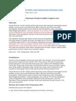 ARTIKEL KERUGIAN NEGARA PRES 2015 AGUSTUS.docx