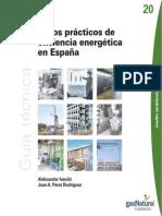 Casos Prácticos de Eficiencia Energética en España