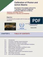Chapter 09 Calibration of Radiotherapy Beams