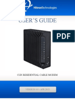HITRON CGN USER'S GUIDE