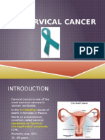 Cervical Cancer Enarm