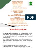 Equipo 3 Virus Infor y Paquet Contbles y Advos.