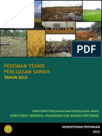 Pedoman Teknis Perluasan Sawah-2013