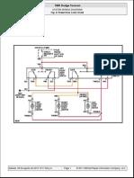 Power Doolr Lock Circuit