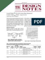 Dn220 Lowest Noise LDOs Design Note