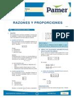 Razones y Proporciones (2)