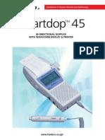 Brosura Doppler Vascular Smartdop 45