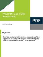 OPM3 CMMI COBIT compariso Alan Mc.ppt