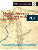 11809358 NorthWest Middle Earth Campaign Atlas Gazeteer