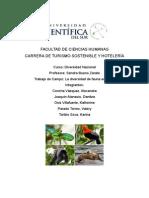 La Diversidad de Fauna en Junín