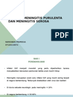 presentasi referat meningitis pada anak