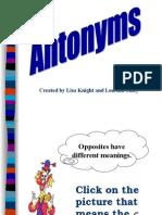 Antonym - Copie