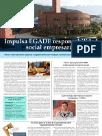 Impulsa EGADE Responsabilidad Social Empresarial