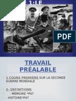 L'HISTORIEN ET LES MÉMOIRES.pptx