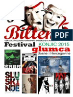 Bilten Festival Glumca BiH Konjic
