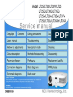 LT25 Service Manual