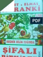 Ahmet Maranki Şifalı Bitkiler Kitabı