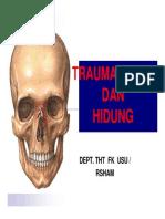 Emd166 Slide Trauma Muka Dan Hidung